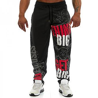 Men'S Αθλητική αθλητική παντελονιά γυμναστικής μόδας M89