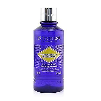 L&Occitane Immortelle Precious Enriched Water - Hydraterend - Huidpreparaat 200ml/6.7oz