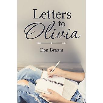 Brieven aan Olivia door Don Braam
