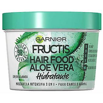 Fructis Hair Food Masque Hydratant à I'aloès 390 ml