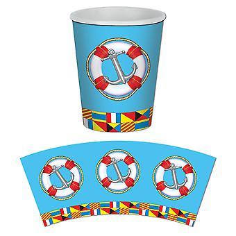 Tazze per bevande nautiche (confezione da 12)