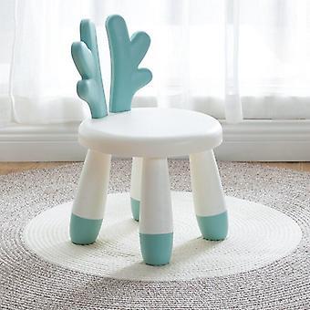 كرسي الطفل، المقعد مسند الظهر، سميكة غير زلة مقعد المنزلية
