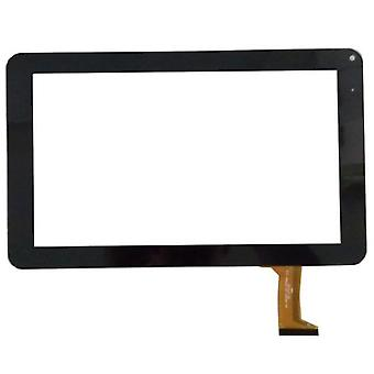 9 inch touchscreen voor Galaxy N8000 Digitizer panel sensor glas