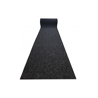 Runner - Doormat antislip SAMOS 0923 Trapper outdoor, indoor anthracite 200 cm