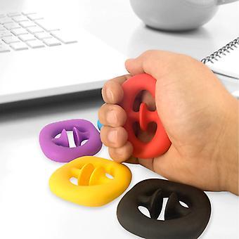 Stuff Certified® Pop It Snapper - Fidget Anti Stress Toy Bubble Toy Silicone Purple