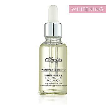 Whitening & lightening nourishing facial oil