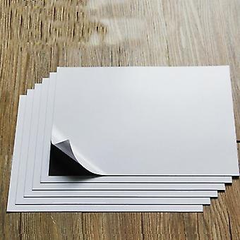 Self Adhesive Soft Rubber Magnetic Sheet