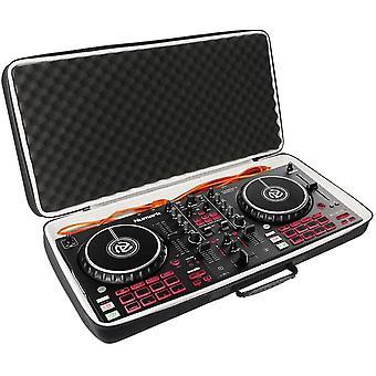 Wokex Hart Tasche Case Für Numark Mixtrack Pro 3/FX | 2-Deck DJ Controller für Serato DJ. (Nur