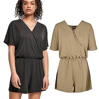 الحضري الكلاسيكية السيدات - مشروط فستان قصير jumpsuit