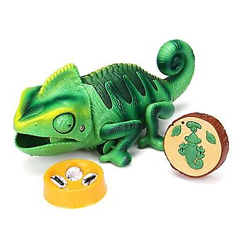 RC Animals Toys RC Chameleon Lizard Pet Intelligent Toy Remote Control Toy|RC  Animals
