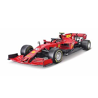 Ferrari SF1000 Charles Leclerc (Toskansk GP 1000th Race 2020) i rött