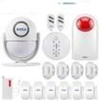 Home Garage Sicherheitsalarmsystem Smart Motion Detector Pir Tür-Fenster-Sensor