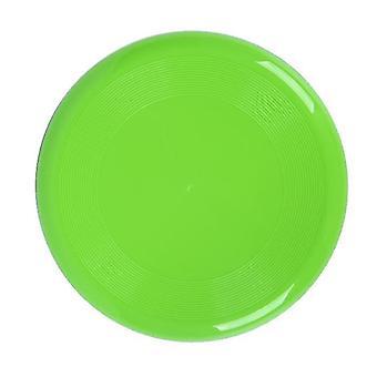 Zöld gyermek műanyag repülő csészealj x3595