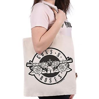 Guns n Roses Logo Tote Bag