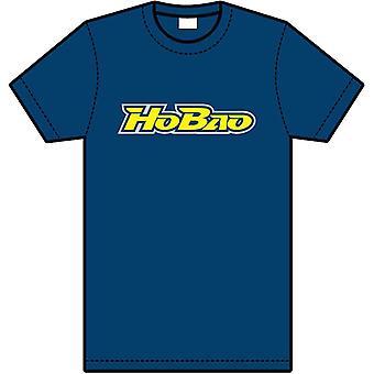 Hobao Blå Team T-skjorte Xl