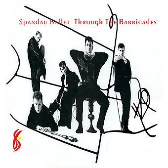 Spandau Ballet - Genom Barrikaderna Vinyl