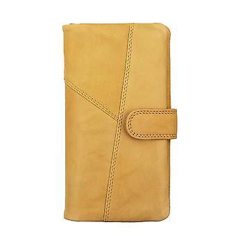 Primehide Naiset Luxury Crumble nahka käsilaukku