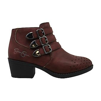 Jessica Simpson Girls LIBERTY Ankle Boots & Booties Slip On Wedge Boots