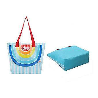 Beach Bag Farger (58 x 15 x 36 cm)