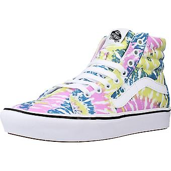 Vans Sport / Sneakers Ua Comfycush Sk8-hi Color Orchid