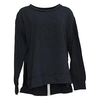 All Worthy Hunter McGrady Women's Pull-Over Sweatshirt Blue A392782