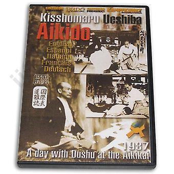 Kisshomaru Ueshiba Aïkido 1987 Dvd -Vd7033A