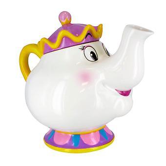 Disney, Teapot - Beauty and the Beast - Mrs Potts