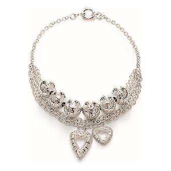Ladies'Necklace Folli Follie 1N0F027 (30 cm)