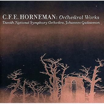 Horneman, Christian Frederik Emil - Christian Frederik Emil Horneman: Orchestral Works [SACD] USA import