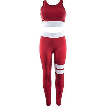 Yoga set training tracksuit fitness women sportswear