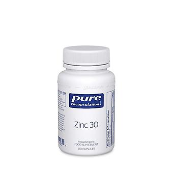 Pure Encapsulations Zinc 30 Capsules 180 (Z31UK)