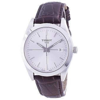 Tissot T-classic Gentleman Quartz T127.410.16.031.01 T1274101603101 100m Reloj de Hombre