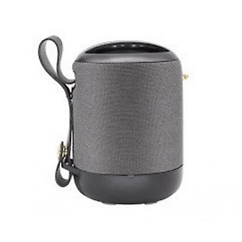 Waterproof Portable Bluetooth Speakerwith 5w Drivers Stereo Sound
