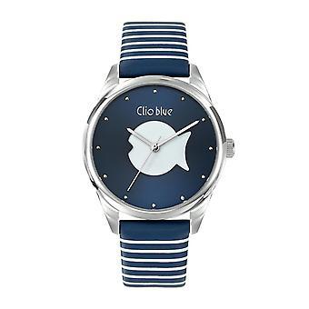 Women's watch 6601005 CLIO BLUE