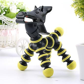 Phone stands universal portable horse flexible cell phone clip holder stand bracket mount