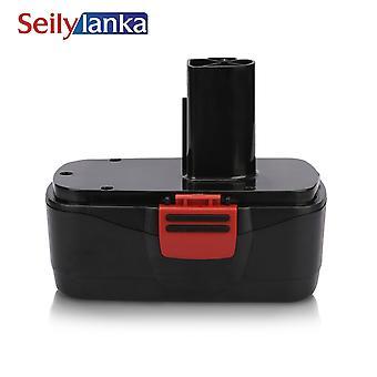 Hohe Qualität neue 19.2v 3000mah schwarz Ni-cd Ersatz Elektrowerkzeuge Batterie für Handwerker Diehard C3 11375 130279005