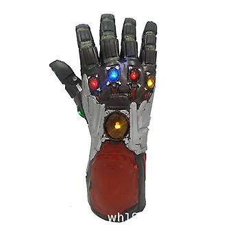 Avengers Thanos Glowing Infinite Gloves Iron Man Gloves Christmas Gift Decoration Party