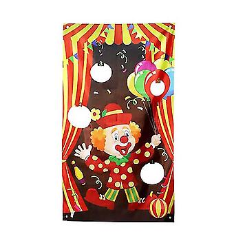 Funny Play Bean Bags Toy For Outdoor Theme Party Carnival Games Toys Safe Tossing Throwing