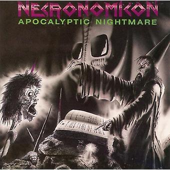 Necronomicon - Apocalyptic Nightmare [CD] USA import