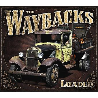 Waybacks - geladen [CD] USA importeren