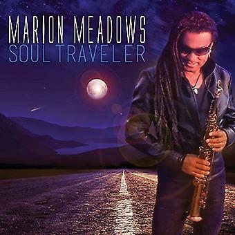 Marion Meadows - importación de Estados Unidos alma viajero [CD]