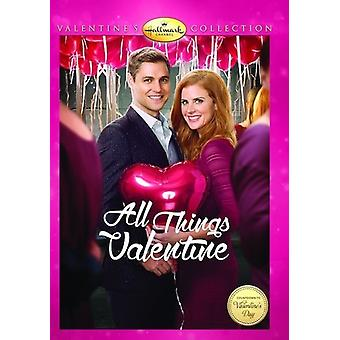 All Things Valentine [DVD] USA import