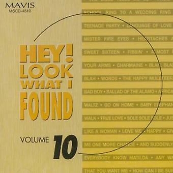 Hallöchen! Schau, was ich gefunden - Jg. 10-Hey! Schauen Sie, was ich gefunden [CD] USA importieren