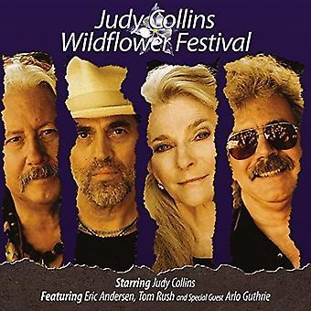 Judy Collins - importación de USA de flores silvestres Festival [CD]