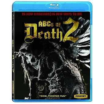 ABC's of Death 2 [BLU-RAY] USA import