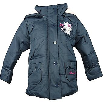Girls Charmmy Kitty Winter Hooded Puffer / Jacket