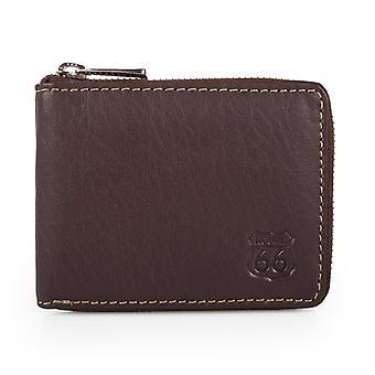 Cuir de tirette portefeuille R40009