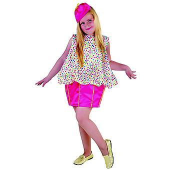 Infantil fantasias fantasia meninas Cupcake