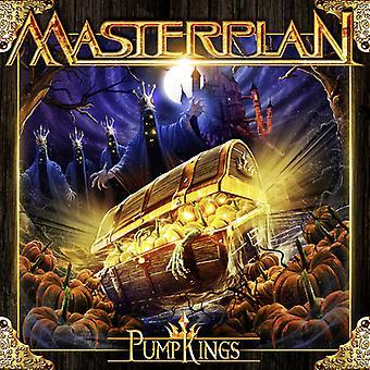 Masterplan - Pumpkings [CD] Yhdysvallat tuoda