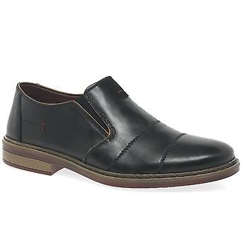 كشف رسمي رجالي ستان Rieker على الأحذية